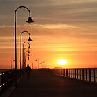 Jetty sunrise by SharronS