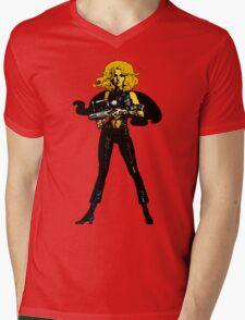 Queen of the Galaxy Mens V-Neck T-Shirt