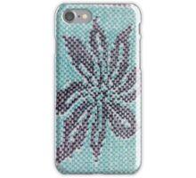 Opposing Flower iPhone Case/Skin
