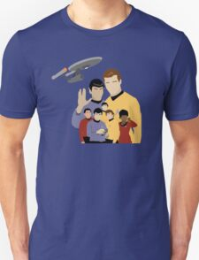 Star Trek Crew T-Shirt