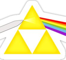 Light Of The Tri-force Sticker