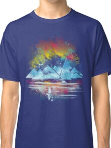 iceland islands Classic T-Shirt