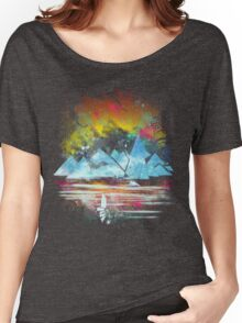 iceland islands Women's Relaxed Fit T-Shirt