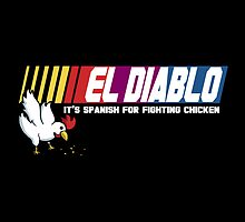El Diablo by fishbiscuit