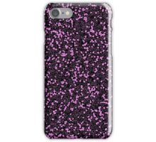 Pink and Black Calamity iPhone Case/Skin
