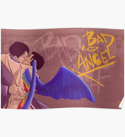 Bad, Bad Angel (Original Version) Poster