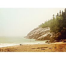 Maine Coast Photographic Print