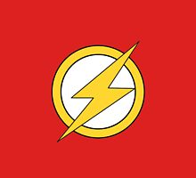THE FLASH LOGO Unisex T-Shirt