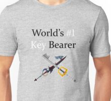 World's #1 Key Bearer Unisex T-Shirt