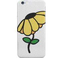 A Canvas Flower iPhone Case/Skin