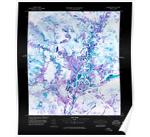 USGS Topo Map  Vermont VT Richford Port of Entry 337767 1977 25000 Inverted Poster