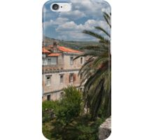 The Walls of Dubrovnik iPhone Case/Skin