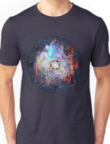 Flower of life Galactic Merkaba ;] Unisex T-Shirt