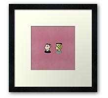 Persona 5 Framed Print