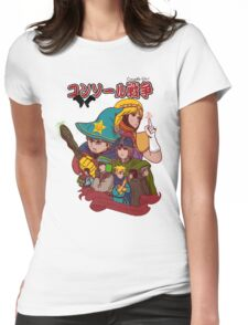 Console War Womens Fitted T-Shirt