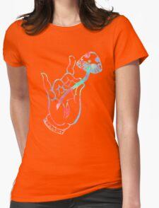 Mushy Womens Fitted T-Shirt