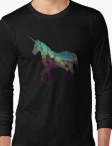 Space Unicorn Long Sleeve T-Shirt