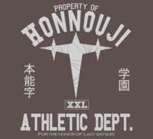 Honnouji Athletics (White) by Oathkeeper9918