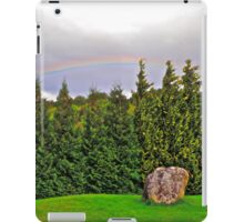 Stone Circle - 1 iPad Case/Skin