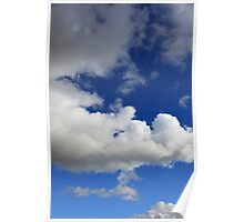 Sky of Clouds Poster