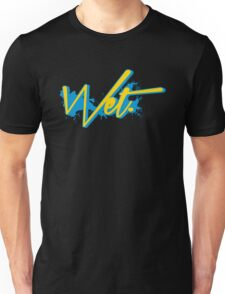 Wet. Gamma Edition Unisex T-Shirt