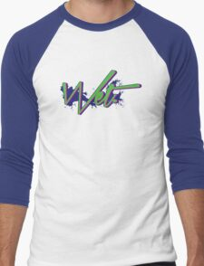 Wet. Bel Air Edition Men's Baseball ¾ T-Shirt