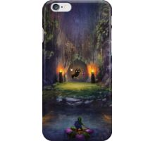 Legend of Zelda Majoras Mask iPhone Case/Skin