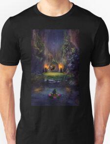 Legend of Zelda Majoras Mask Unisex T-Shirt