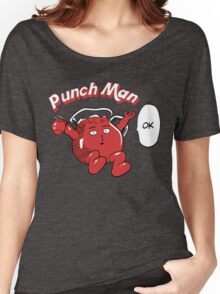 One Punch Man Kool Aide Man  Women's Relaxed Fit T-Shirt