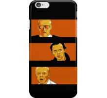 The Good, The Bad, and The Cornettos iPhone Case/Skin