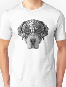 Ornate Rottweiler Unisex T-Shirt