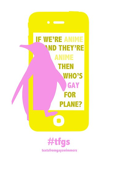 Nagisa || Gay for Plane by findingschmomo