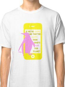 Nagisa || Gay for Plane Classic T-Shirt