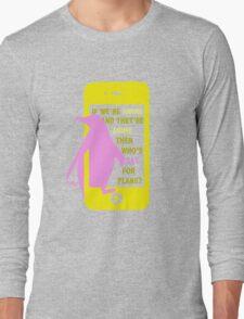 Nagisa || Gay for Plane Long Sleeve T-Shirt