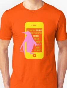 Nagisa    Gay for Plane T-Shirt
