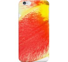 Tulipa 'Plaisir'. iPhone Case/Skin