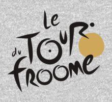 Le Tour du Froome (Black) One Piece - Long Sleeve