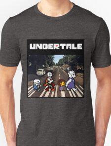 Undertale - Abbey Road  T-Shirt