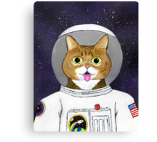 Space Bub Canvas Print