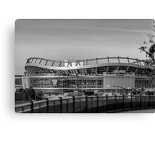 Sports Authority Stadium Canvas Print