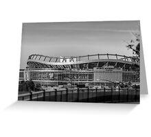 Sports Authority Stadium Greeting Card