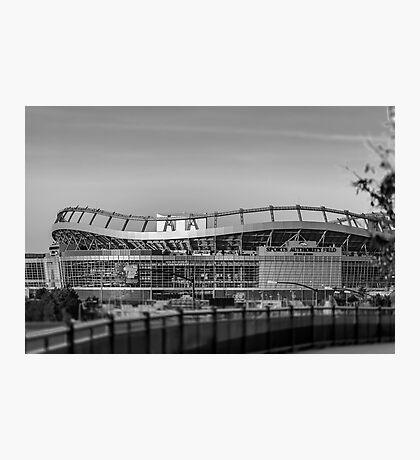 Sports Authority Stadium Photographic Print