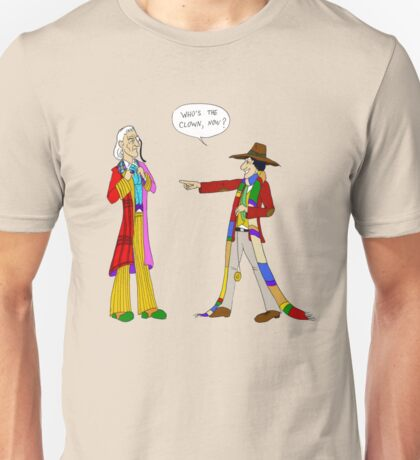 One in Six and Two in Four Unisex T-Shirt