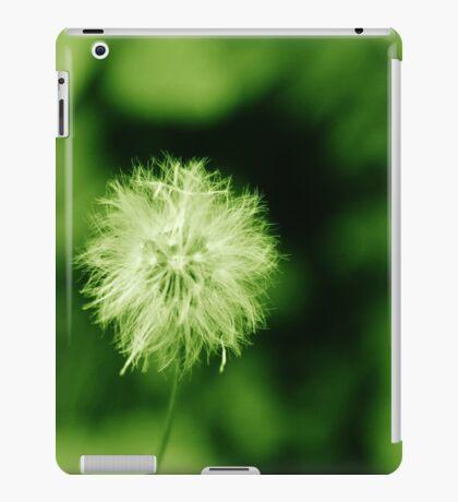 Attractive flower!! iPad Case/Skin