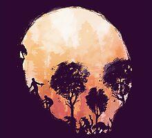 Last Stand : Daylight horror by Budi Satria Kwan