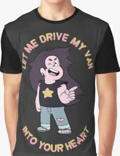 Let Me Drive My Van Into Your Heart Graphic T-Shirt
