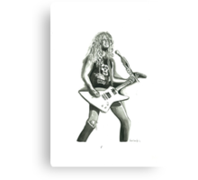 The Hetfield Canvas Print