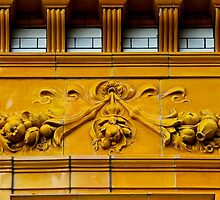 Downing Centre Detail by Graham Sciberras