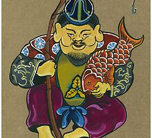 John the Fisherman by declantransam