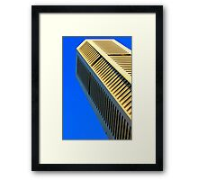 MLC Centre Perspective #1 Framed Print